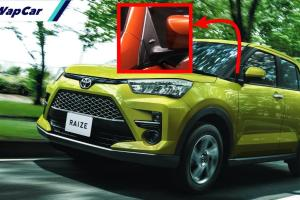 Daihatsu Rocky di Jepun bakal dinaik taraf dengan Android Auto dan sirip 'aero fins'!