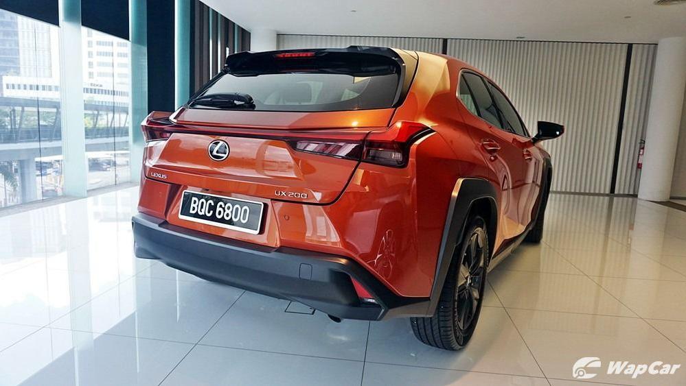 2020 Lexus UX 200 Urban Exterior 005