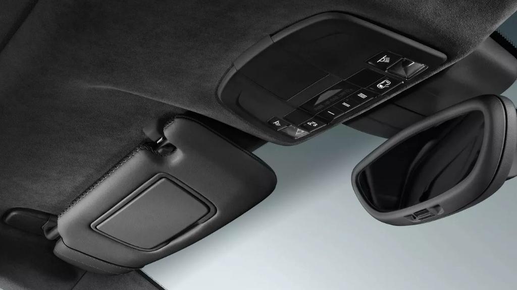 Porsche 911 911 Turbo Interior 004