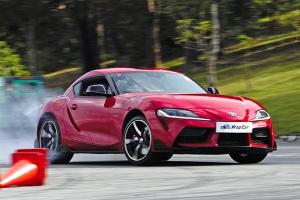 Always wanted to drift? Let WapCar Plus teach you - with a Toyota GR Supra no less!