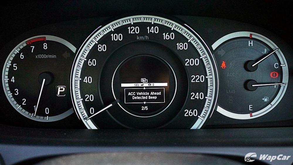 2018 Honda Accord 2.4 VTi-L Advance Interior 034