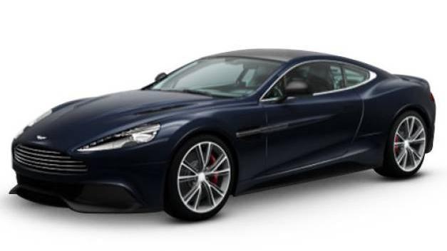 Aston Martin Vanquish (2018) Others 003