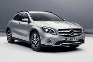 Mercedes-Benz Malaysia releases a new GLA variant