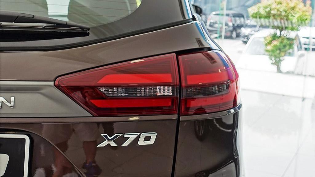 2018 Proton X70 1.8 TGDI Premium 2WD Exterior 035