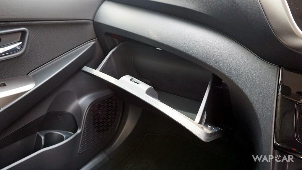 Perodua Myvi (2018) Interior 014