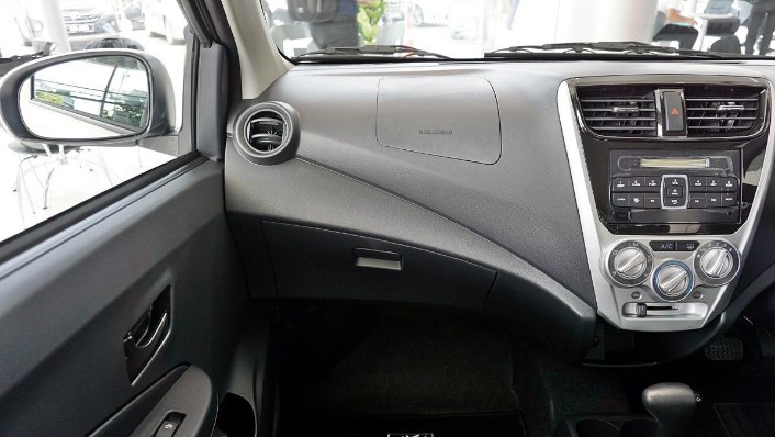 2019 Perodua Axia GXtra 1.0 AT Interior 004