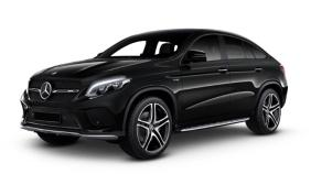 2018 Mercedes-Benz GLE Coupe GLE 400 4Matic Coupe AMG Line Exterior 003