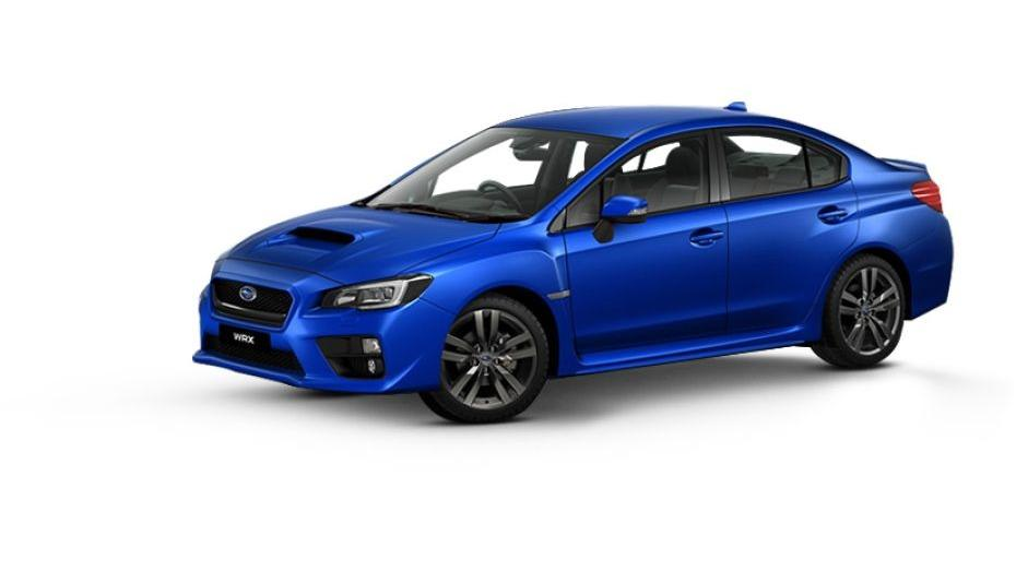 Subaru WRX (2017) Others 005