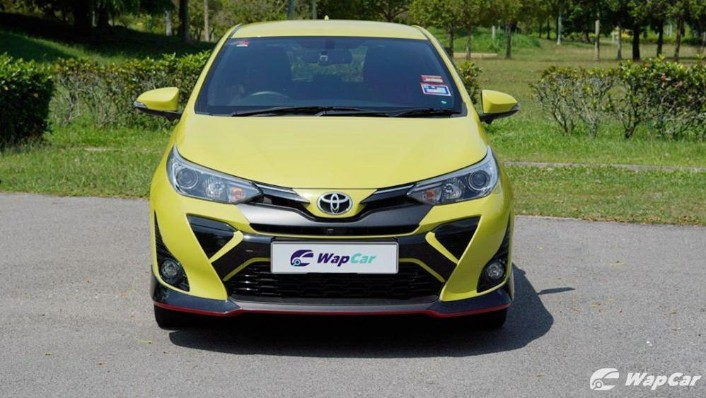 2019 Toyota Yaris 1.5G Exterior 002