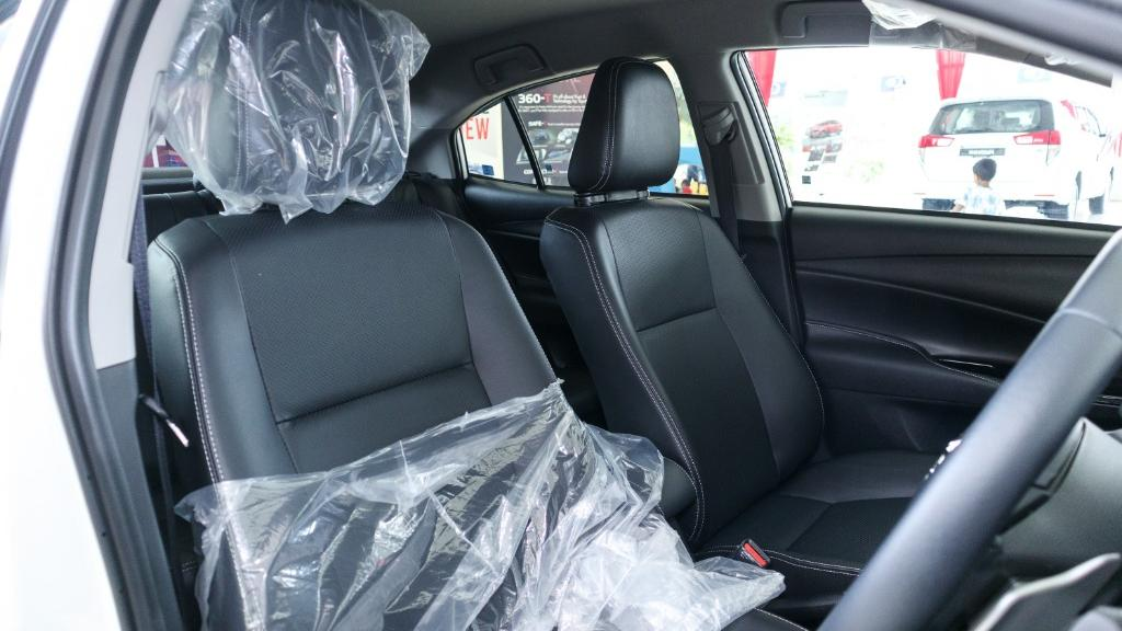 2019 Toyota Vios 1.5G Interior 020