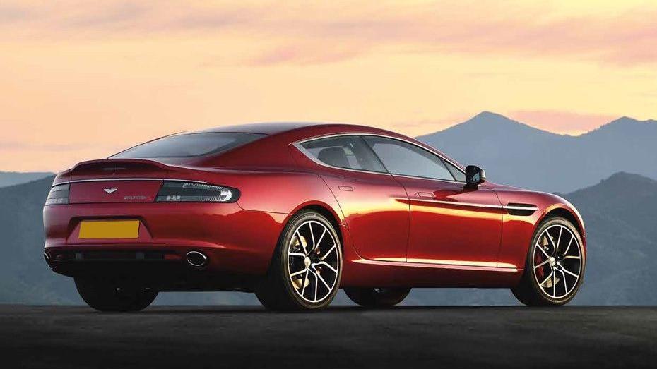 Aston Martin Rapide S (2015) Exterior 007