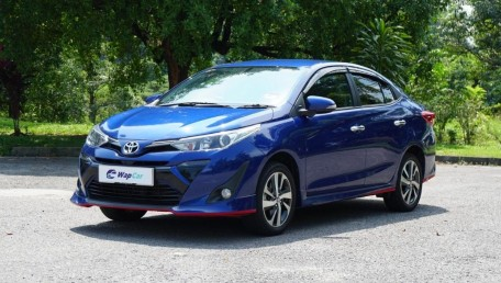 2019 Toyota Vios 1.5G Price, Specs, Reviews, Gallery In Malaysia | WapCar