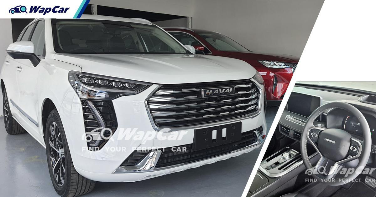 Spied: Haval First Love spotted in Malaysia! 01