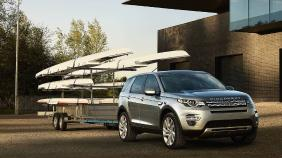 Land Rover Discovery Sport (2017) Exterior 008