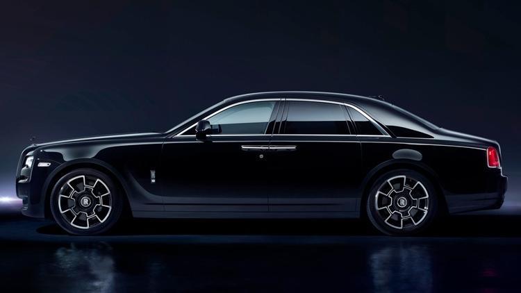 2016 Rolls-Royce Ghost Ghost Black Badge Exterior 001