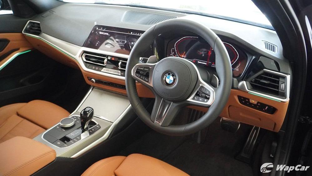 2019 BMW 3 Series 330i M Sport Interior 003