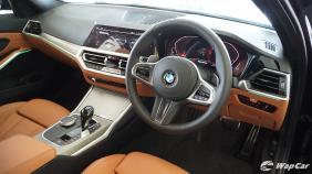 2019 BMW 3 Series 330i M Sport Exterior 003