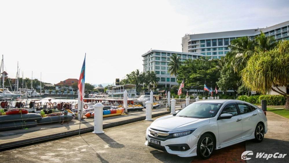 2018 Honda Civic 1.5TC Premium Exterior 005