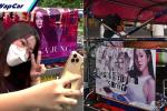 Demam K-Pop bantu pemandu tuk-tuk di Bangkok raih pendapatan dalam pandemik COVID-19