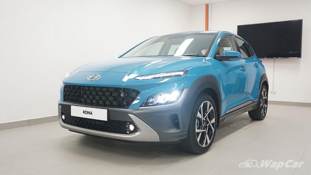 2021 Hyundai Kona 2.0 Active Exterior 006