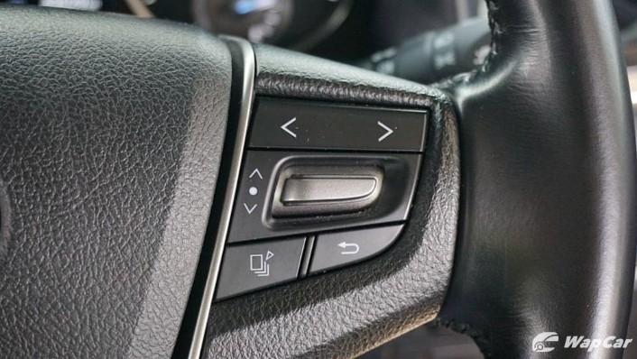 2020 Toyota Vellfire 2.5 Interior 005