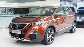 2019 Peugeot 3008 THP Plus Allure Exterior 001
