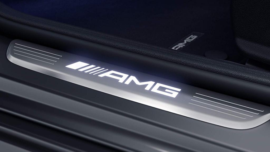 Mercedes-Benz AMG E-Class (2019) Interior 011