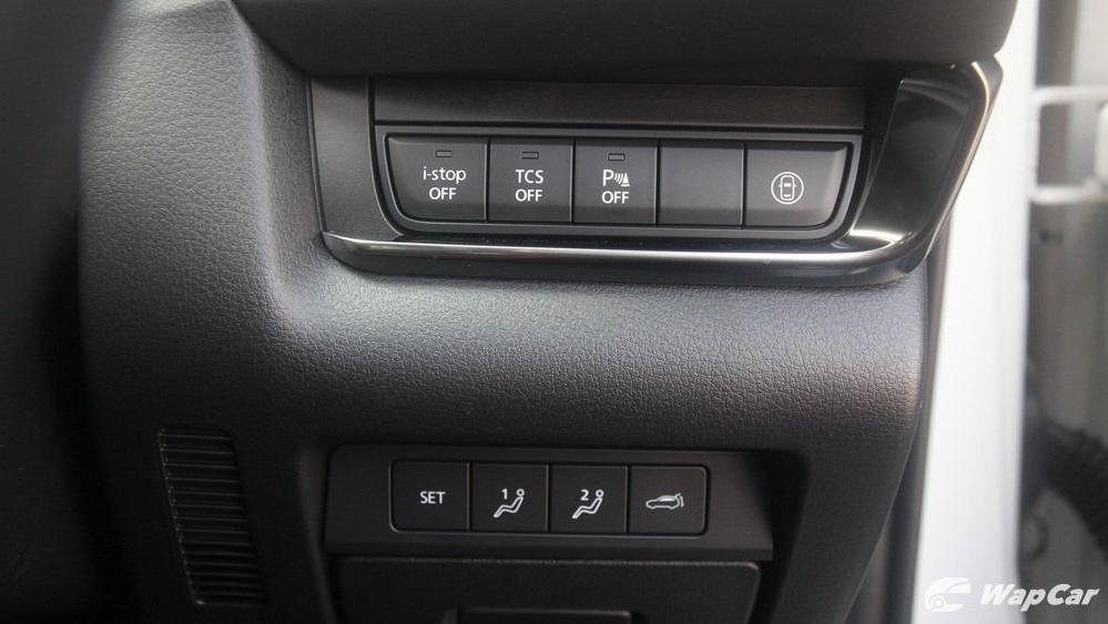 2020 Mazda CX-30 SKYACTIV-G 2.0 Interior 023