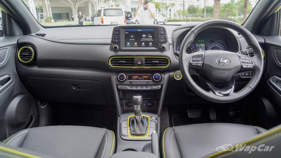2020 Hyundai Kona 1.6 T-GDi High Interior 001
