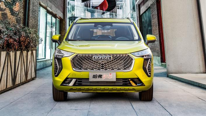 2021 Haval First Love Upcoming Version Exterior 008