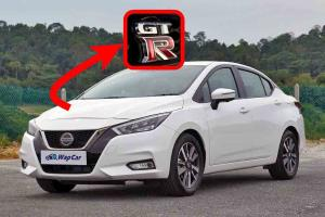 The all-new 2020 Nissan Almera's engine has something lifted from the R35 GT-R!