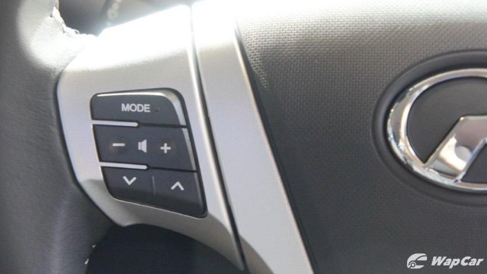 2020 Perodua Bezza 1.3 AV (A) Interior 009