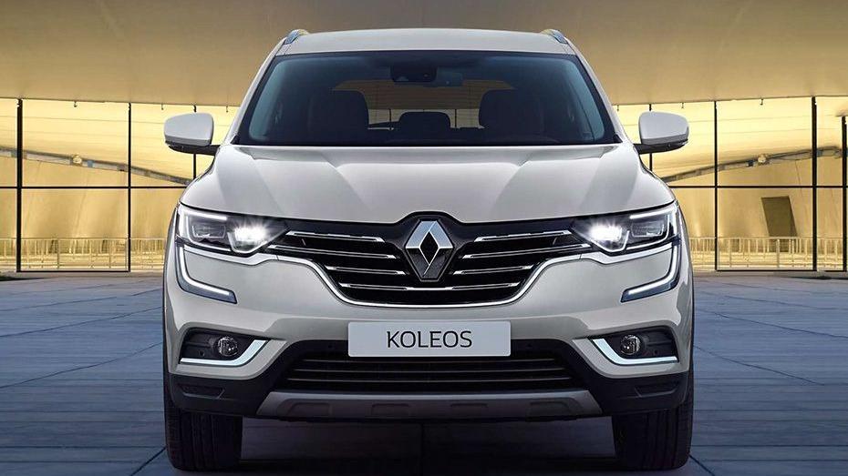 Renault Koleos (2019) Exterior 002