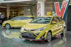 In Brief: Toyota Yaris 2019 - A Welcomed Rival
