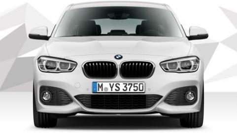 BMW 1 Series (2019) Exterior 002