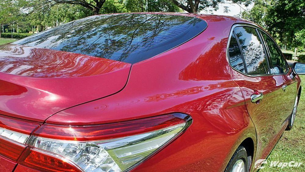 2019 Toyota Camry 2.5V Exterior 080