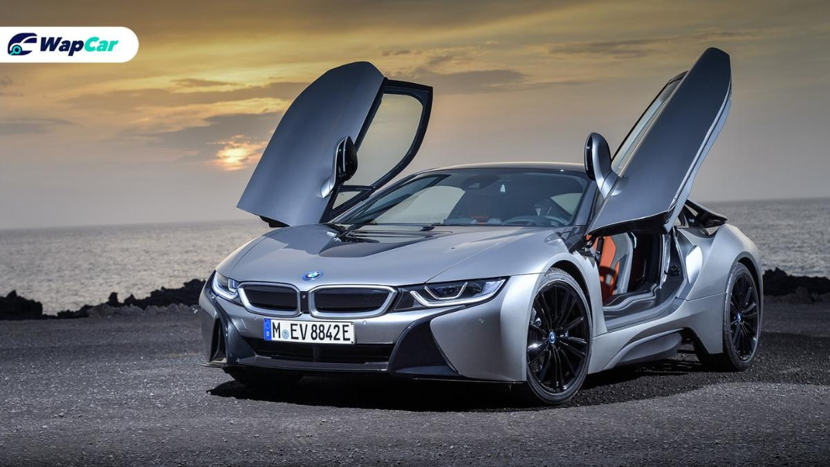 The carbon-fibre dream dies with the BMW i8 01