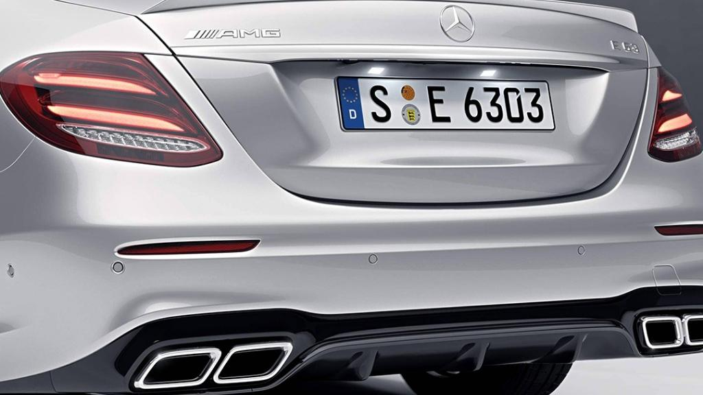 Mercedes-Benz AMG E-Class (2019) Exterior 008
