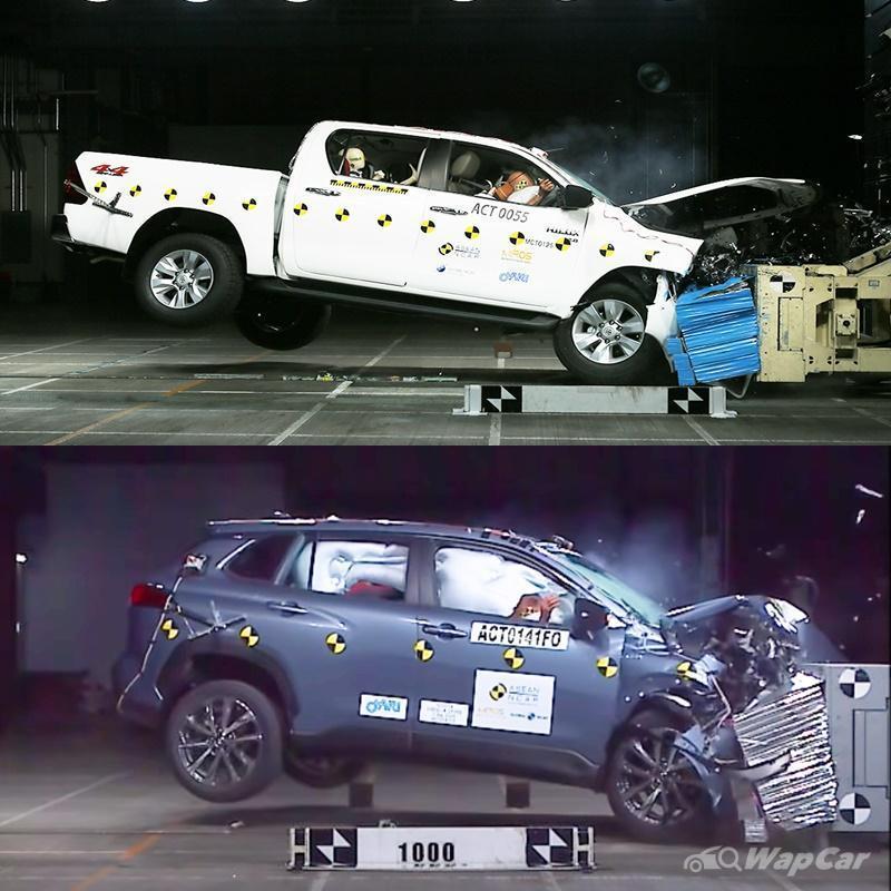 Toyota Innova 2021 menerima taraf keselamatan 5 bintang untuk ASEAN NCAP! 02