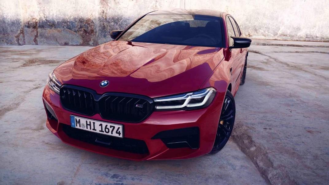 2020 BMW M5 Exterior 024