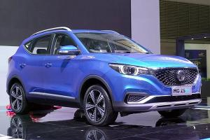 Indonesia goes one step closer to mass-market EV adoption - MG ZS EV previewed at IIMS
