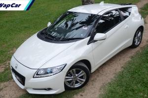 Honda CR-Z: Kereta sport hibrid buatan Jepun kini serendah RM43k, baloi beli 'second hand'?