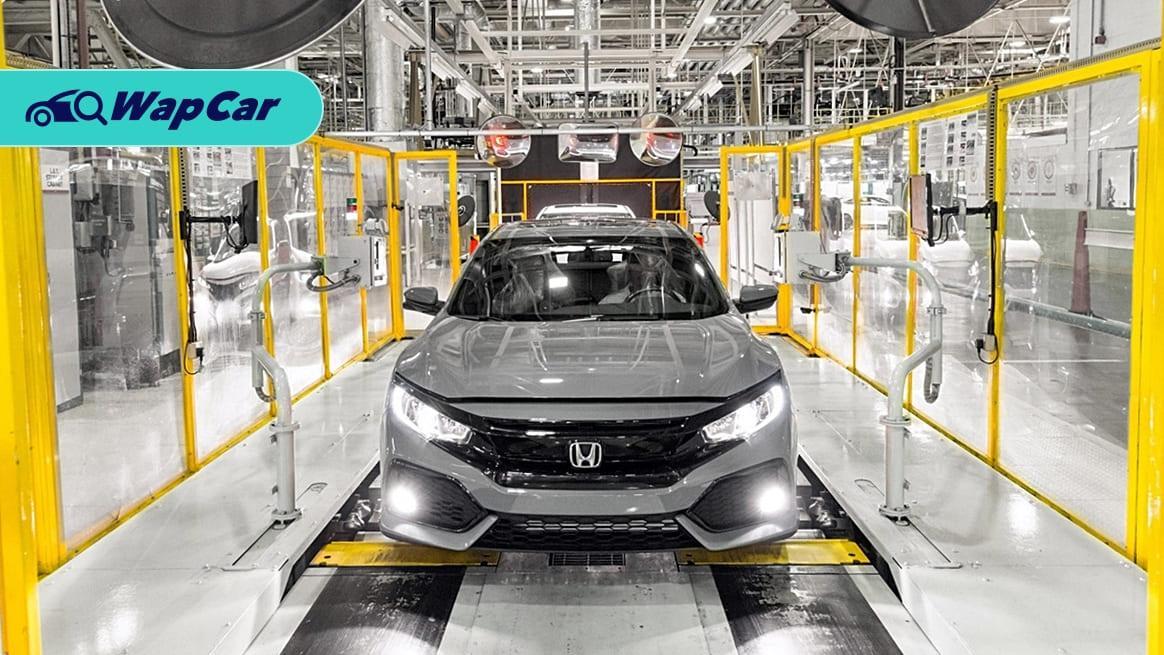 Honda Malaysia akan hasilkan kereta CKD kesejuta pada 2021 01