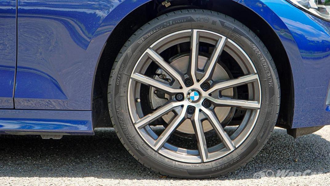 2020 BMW 3 Series 320i Sport Exterior 037