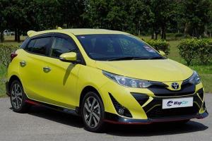 6,468 units of Toyota sold in October - Yaris the No.1 non-national hatchback