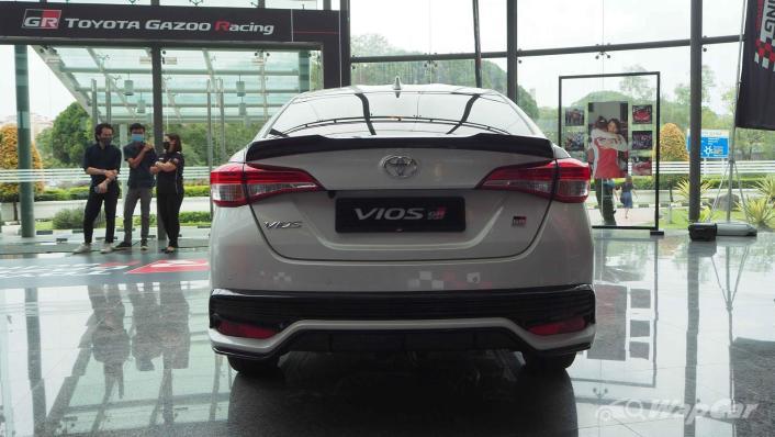 2021 Toyota Vios GR-Sport Exterior 005