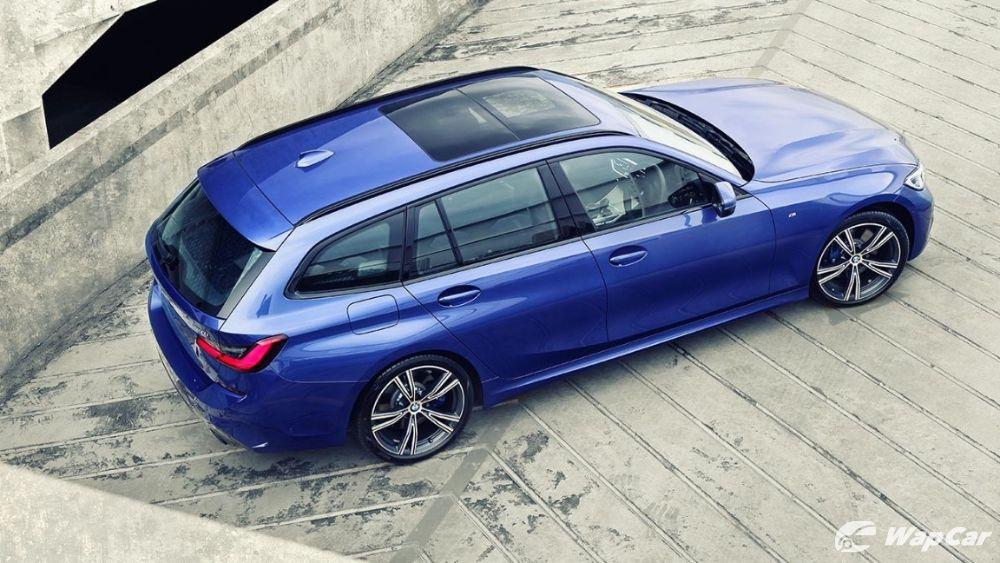 2020 (G20) BMW 320i M Sport Touring launched in Indonesia, first 25 units to be sold online 01