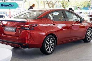 Nissan Almera 2020: 8 ciri dan kelengkapan yang kita miliki berbanding Thailand