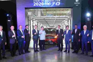 The 2020 Proton X70 CKD is ready, but you can't buy it yet
