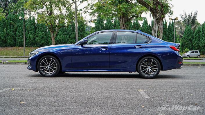 2020 BMW 3 Series 320i Sport Exterior 009